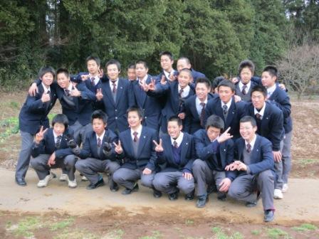 佐倉南高等学校制服画像